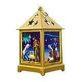ALISIAM Decoraciones de Navidad Adornos de luz Decoración casera Artesanal Colgante Colgante Románticos de Decoración para Fiesta, Cumpleaños, Boda, Navidad, Carnaval