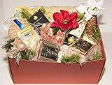 Caja de Navidad la Toscana 1–Salumificio artigianale gombitelli–Colección de Regalos de Navidad 2017–Toscana Italia