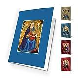 Felicitaciones Navidad Unicef - Pack de 10 tarjetas Madonas