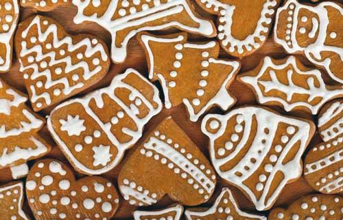 Decorar Galletas en Navidad