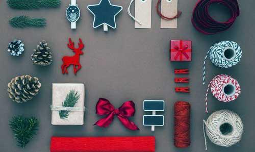 adornos de navidad para hacer en casa