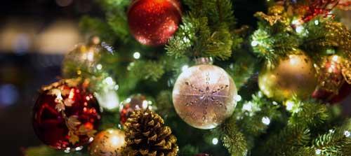 adornos navideños online