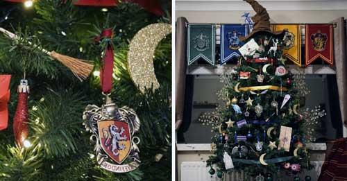 arbol de navidad decoracion original