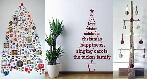 arbol de navidad decorado original
