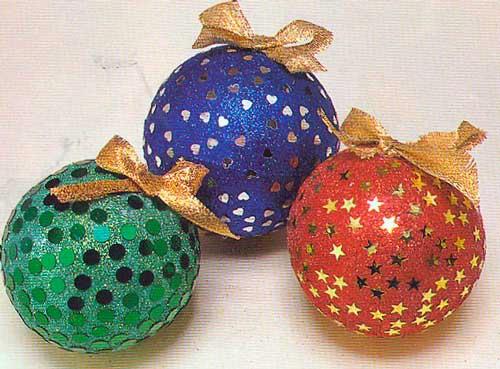 bolas de navidad grandes