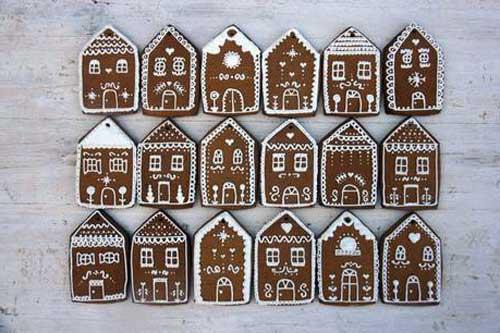 casitas de navidad decoracion