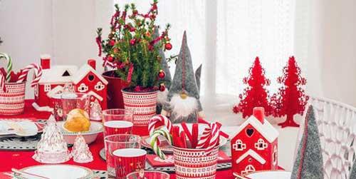 como adornar la casa en navidad