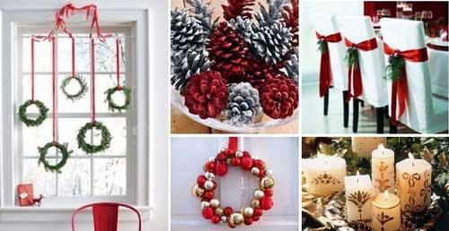 como decorar la casa en navidad para niños
