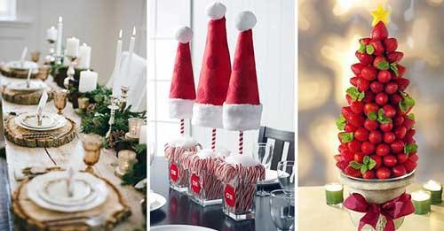 como decorar la navidad en casa