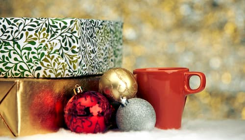como decorar paredes para navidad