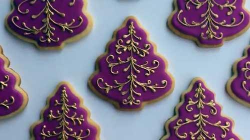 como pintar galletas