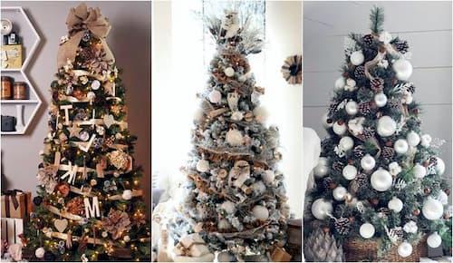 comprar arbol de navidad decorado
