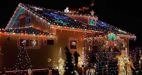 decoracion de navidad exterior
