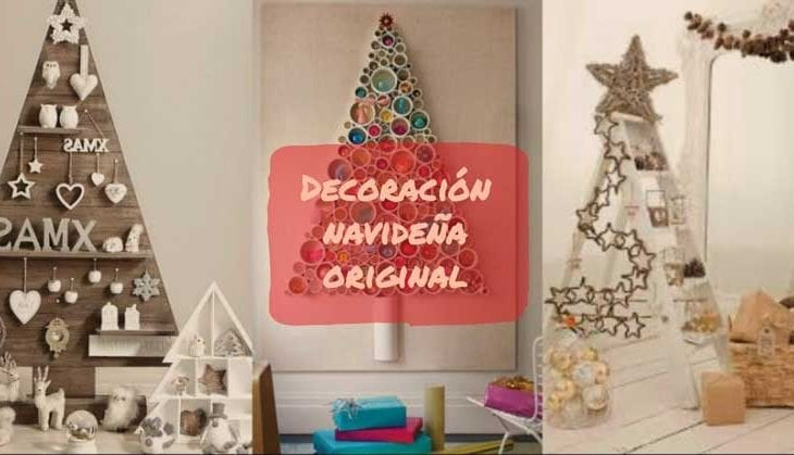 decoracion navideña original