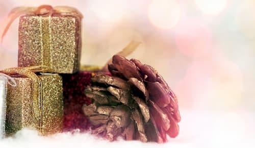 decoraciones navideñas con reciclaje