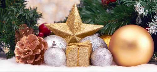 decorar estrella de navidad para el cole