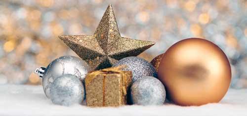 decorar estrella navidad infantil