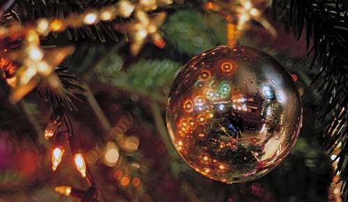 decorar navidad sencilla