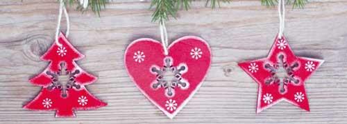 detalles de navidad hechos a mano