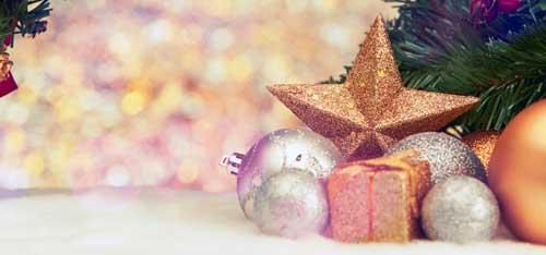 estrella de navidad para decorar