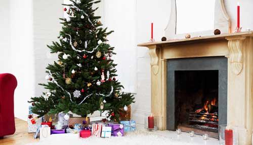 ideas para decorar puertas navidad
