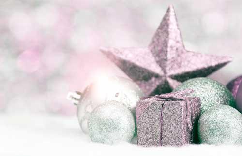 ideas para decorar una estrella de navidad