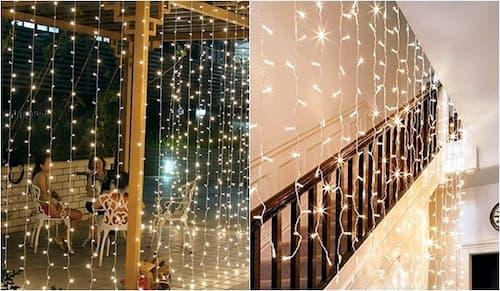 luces arbol navidad