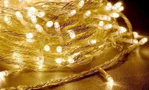 luces de navidad para decorar