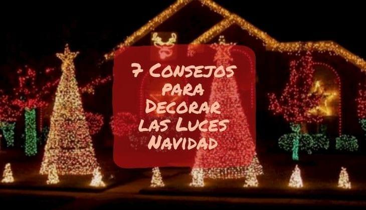 luces de navidad para exteriores