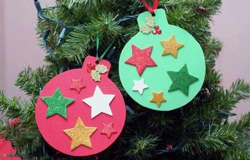 manualidades de navidad arbolitos