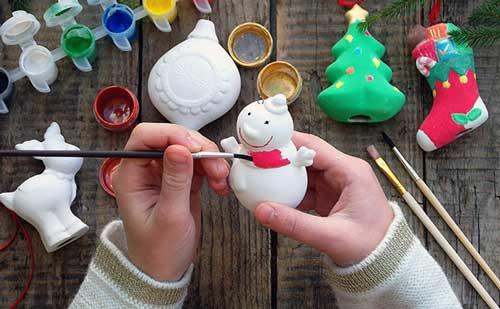 manualidades navideñas recicladas