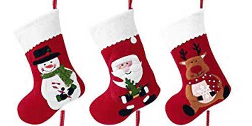 calcetin navidad