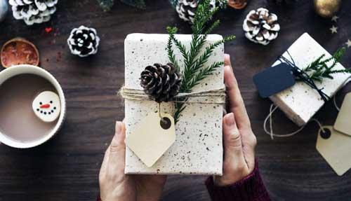 como envolver regalos de navidad originales