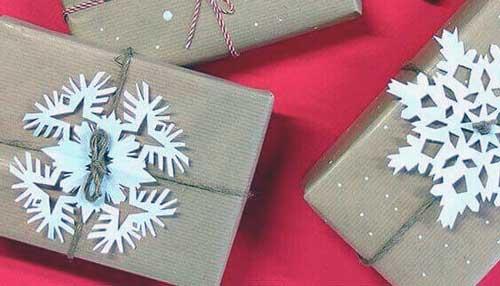 como envolver regalos navideños