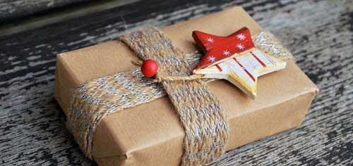 como envolver un regalo de forma creativa