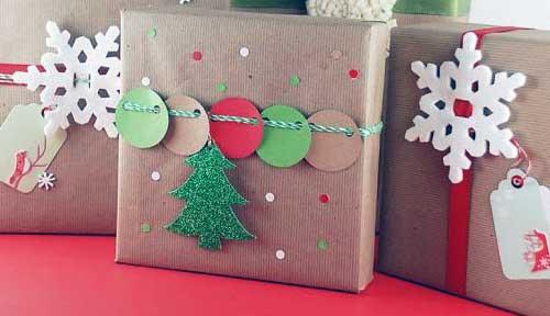 como envolver un regalo grande