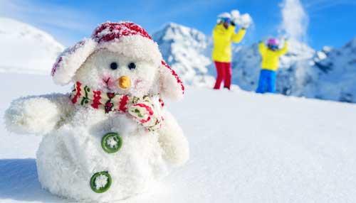 como hacer un muñeco de nieve