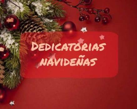 dedicatorias navideñas