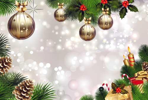 postales de navidad fotos