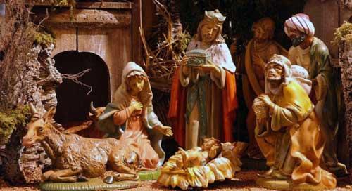 simbolos del pesebre de navidad