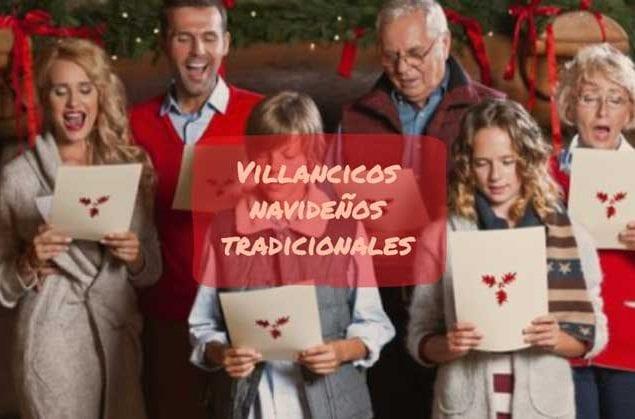 villancicos navideños tradicionales
