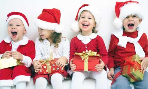 chistes cortos de navidad