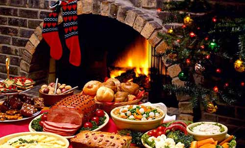 comidas de navidad recetas españolas