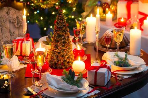 comidas tipicas de navidad