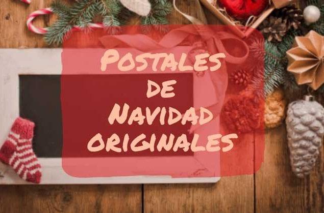 felicitaciones navideñas originales