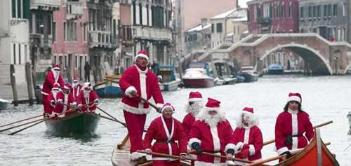 mercadillos de navidad en venecia