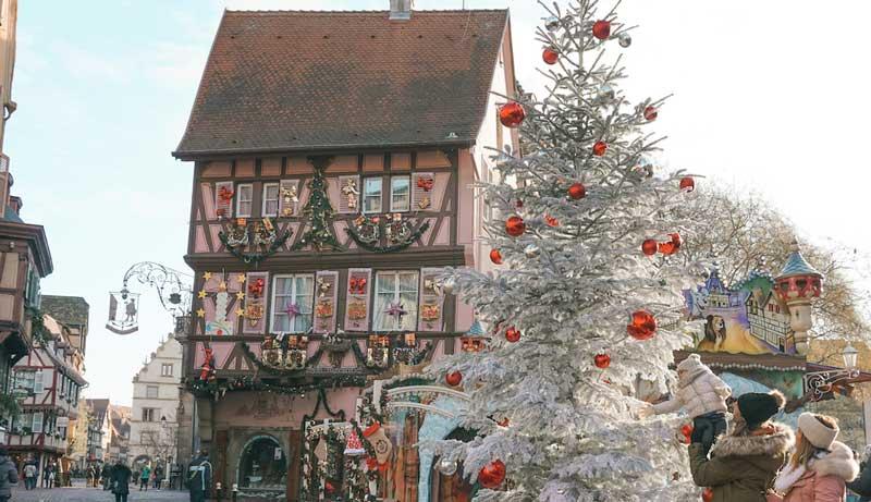 alsacia francia navidad
