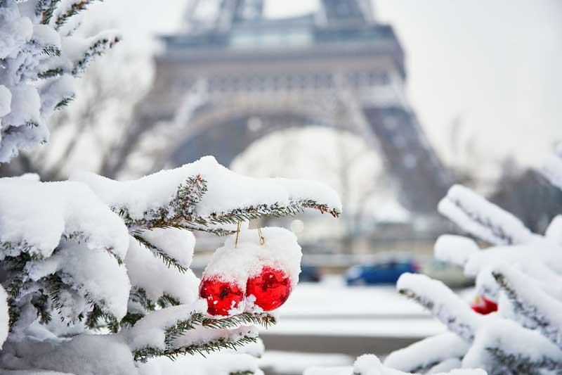 como se celebra la navidad en francia