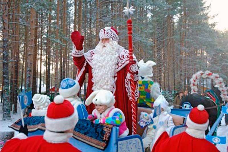 como se celebra la navidad en rusia