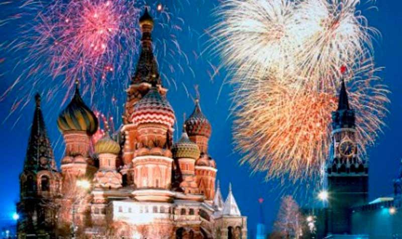 cuando se celebra la navidad en rusia